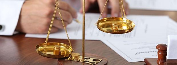 Jurist inschakelen